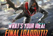 WHAT'S YOUR IDEAL FINAL LOADOUT!_